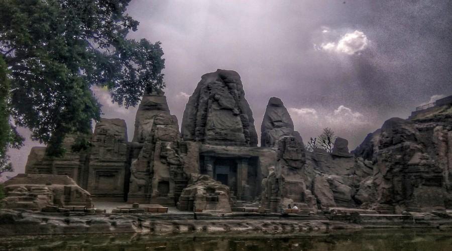 The Saga of masroor temple
