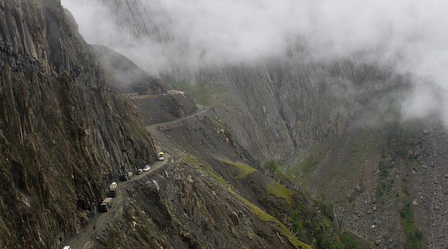 Zoji-La Pass
